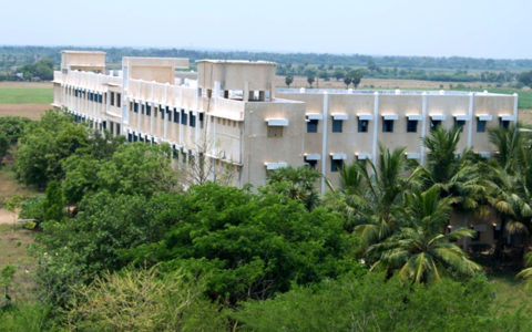 Boys Hostel – Outer View