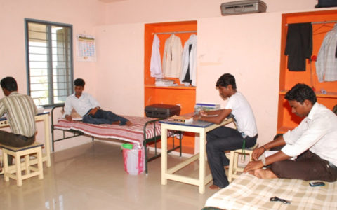Boys Hostel – Room