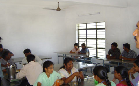 Girls & Staff Canteen