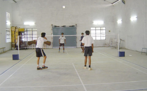 Indoor Games – Badminton