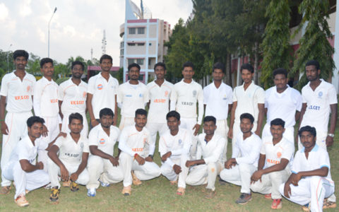 VRSCET Cricket Team